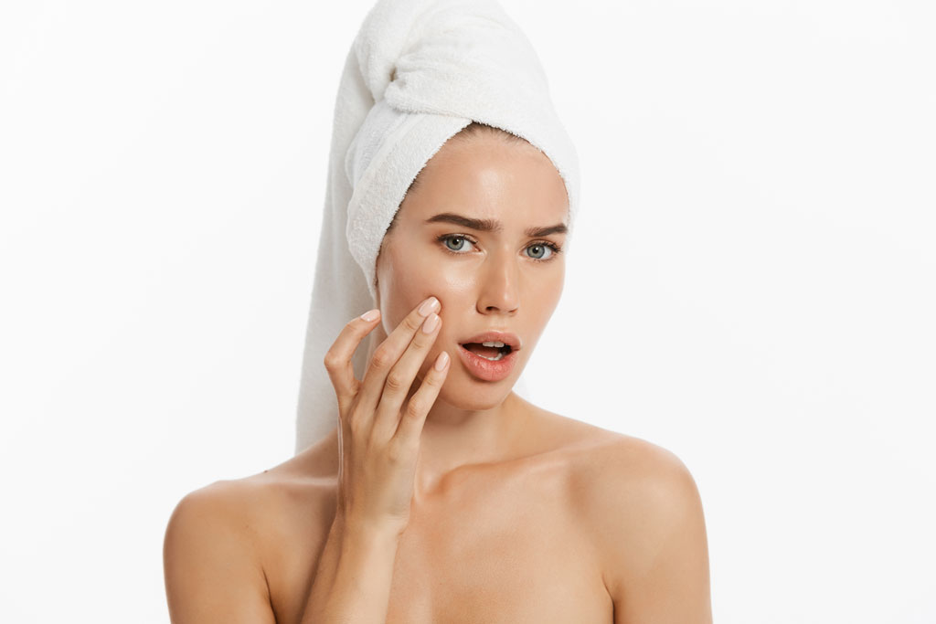 chronić skórę