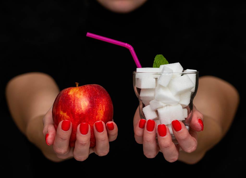 schudnąć bez liczenia kalorii - ogranicz rafinowane węglowodany